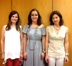 Carmen Fortunato, Alexandra Ribeiro e Graciete Matias, Consultoras Sénior Uniksystem www.uniksystem.pt